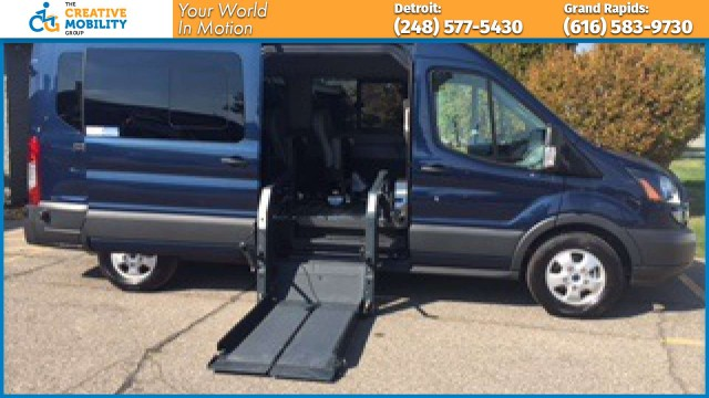 86cc5be0856796 Wheelchair Vans for Sale - Michigan - Creative Mobility Group