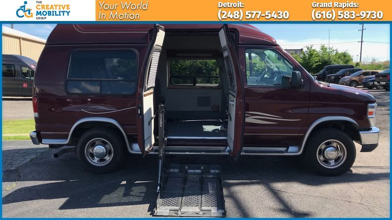 Wheelchair Vans for Sale - Michigan - Creative Mobility Group