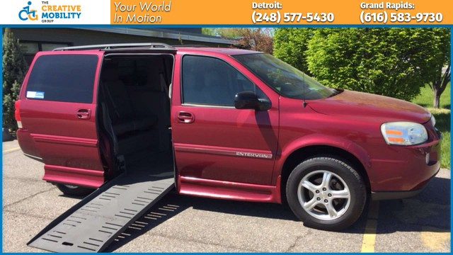 2005 Chevrolet Uplander  Wheelchair Van For Sale
