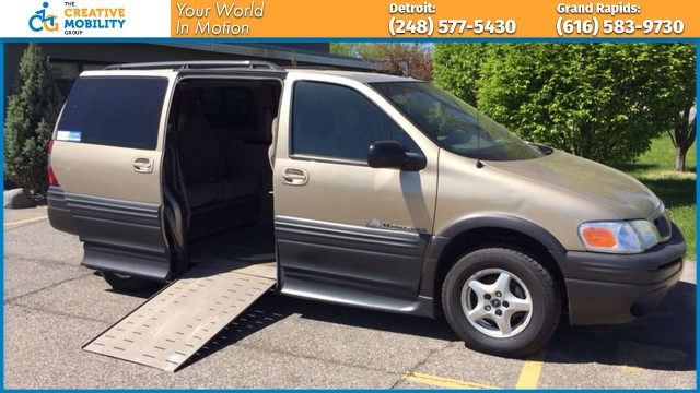 2005 Pontiac Montana  Wheelchair Van For Sale