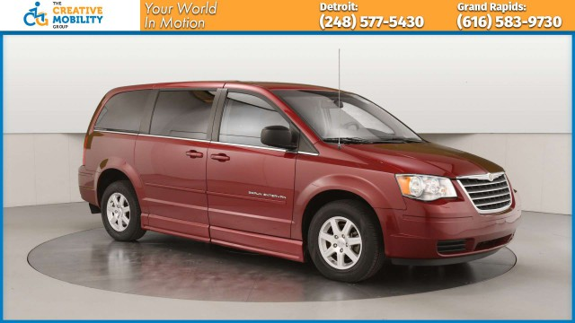 2010 Chrysler Town and Country  Wheelchair Van For Sale