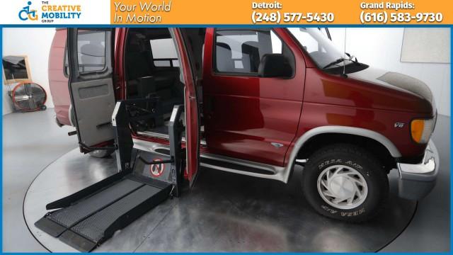 1998 Ford E-150  Wheelchair Van For Sale