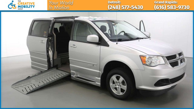 2012 Dodge Caravan  Wheelchair Van For Sale