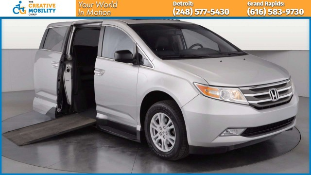 2012 Honda Odyssey  Wheelchair Van For Sale