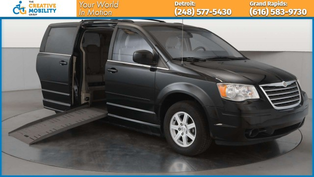 2008 Chrysler Town and Country  Wheelchair Van For Sale