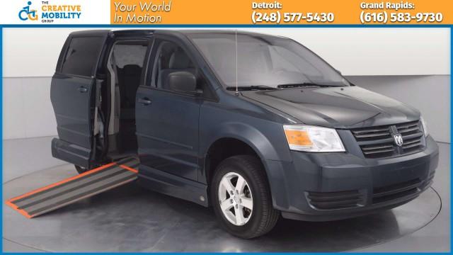 2009 Dodge Grand Caravan  Wheelchair Van For Sale