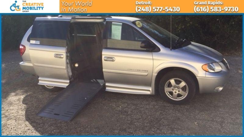 2006 Dodge Grand Caravan  Wheelchair Van For Sale
