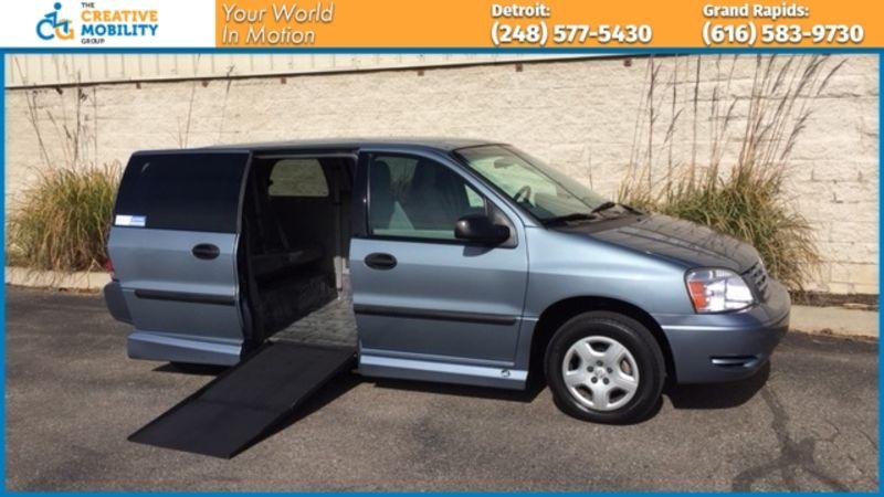 2005 Ford Freestar  Wheelchair Van For Sale