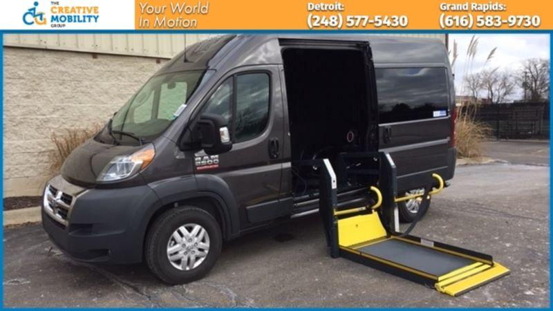 2018 Ram 2500  Wheelchair Van For Sale