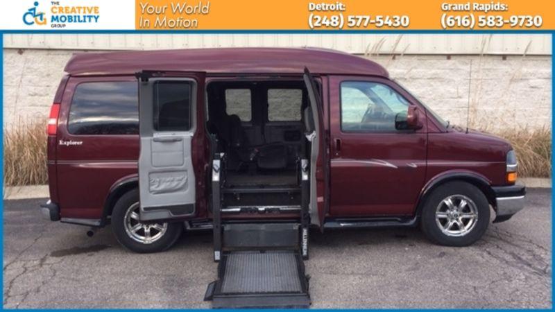 2011 Chevrolet Express Cargo  Wheelchair Van For Sale